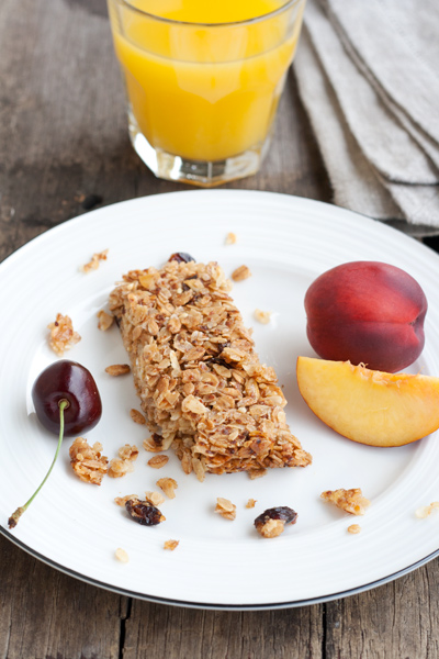 Granola + granola bars