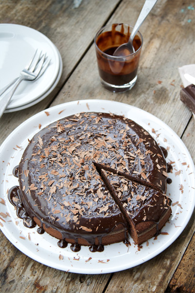 Torta al cioccolato di Monique