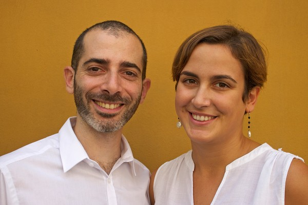 Benedetta Jasmine Guetta e Manuel Kanah