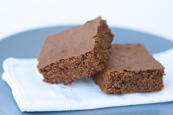 Brownies di Pesach
