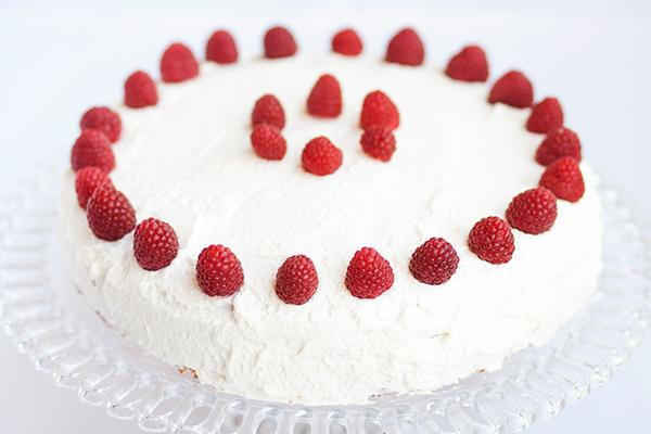 Pan di spagna per torte di compleanno