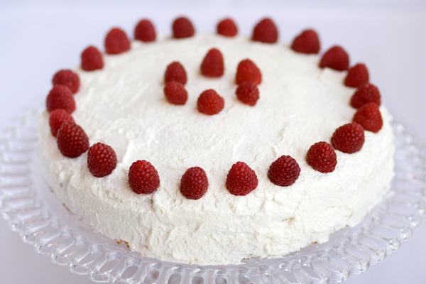 Il pan di Spagna per torte di compleanno
