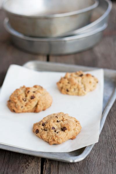 Biscotti di Sara con avena e cioccolato