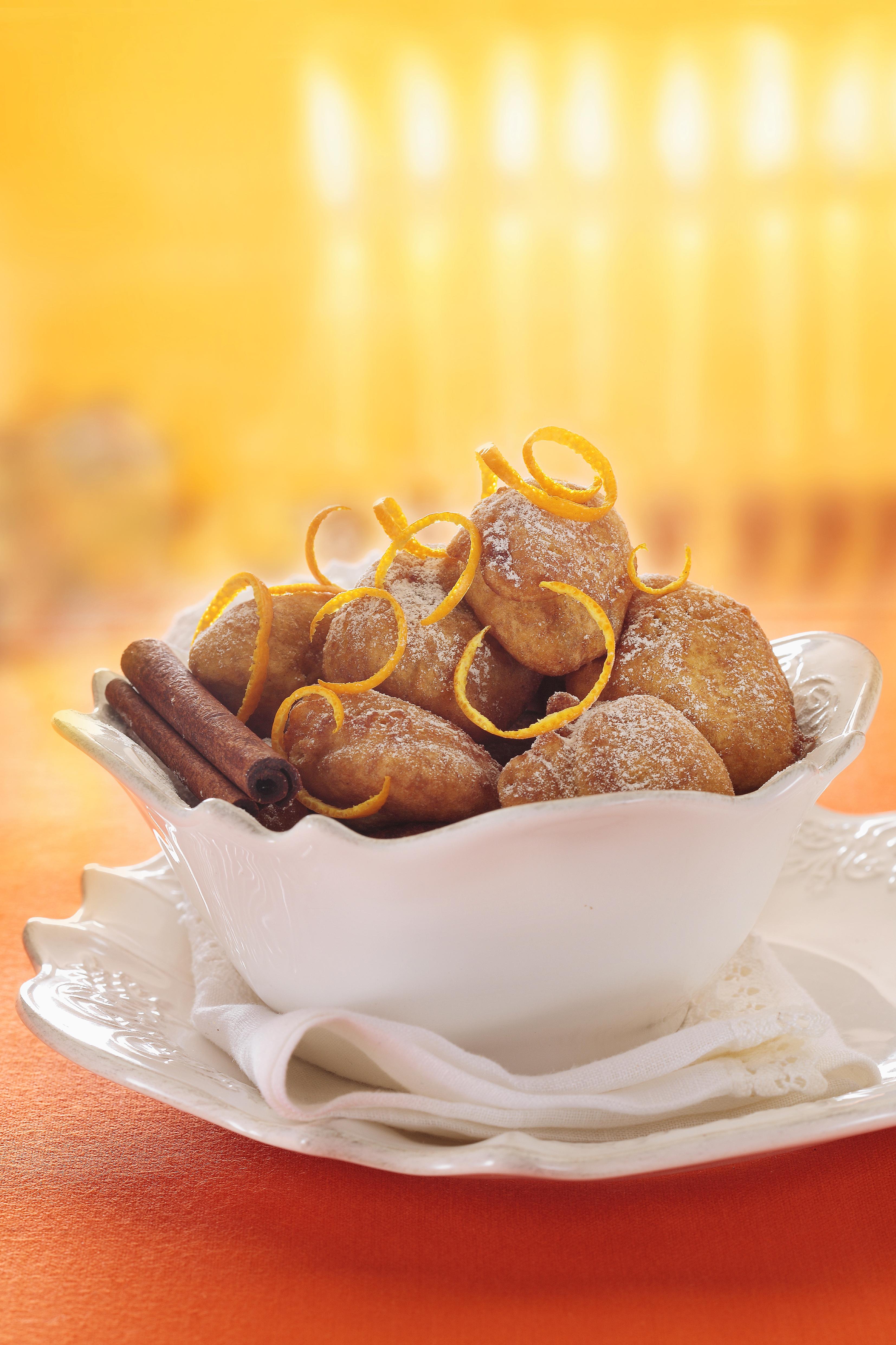 Frittelle di zucca per Channukkah