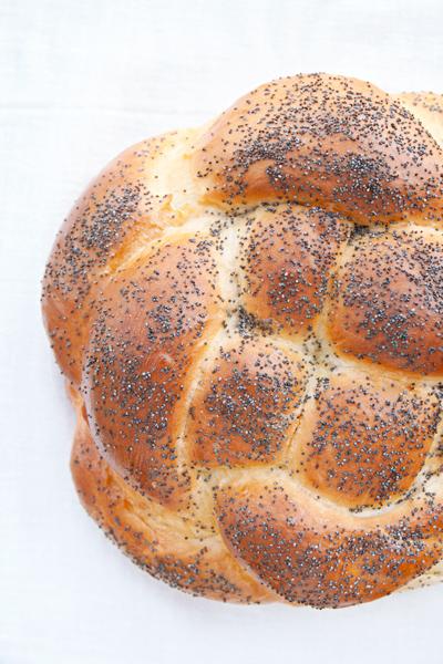 Challah al miele per Rosh Hashanah