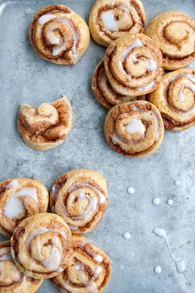 Challah cinnamon rolls