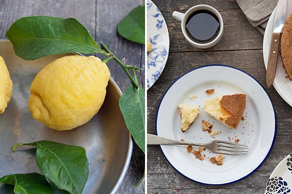 Torta al limone di Pesach