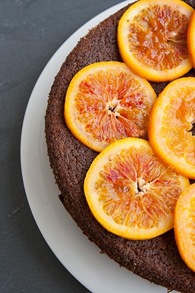 Torta di arance e mandorle per Pesach