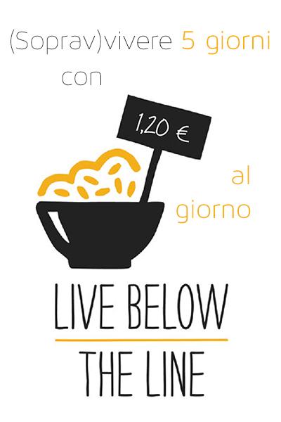 Live below the line - Italia