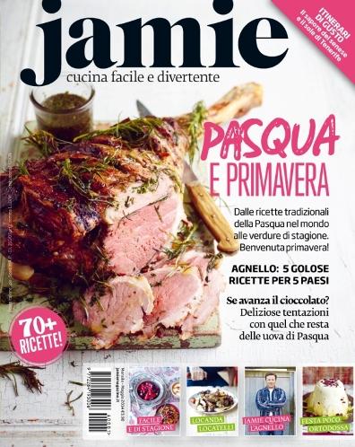 Copertina Jamie Magazine Italia
