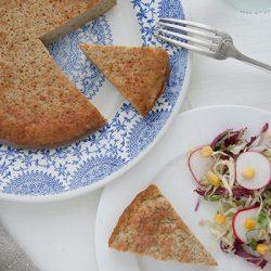 Aja frittata ebraica di pane e uova