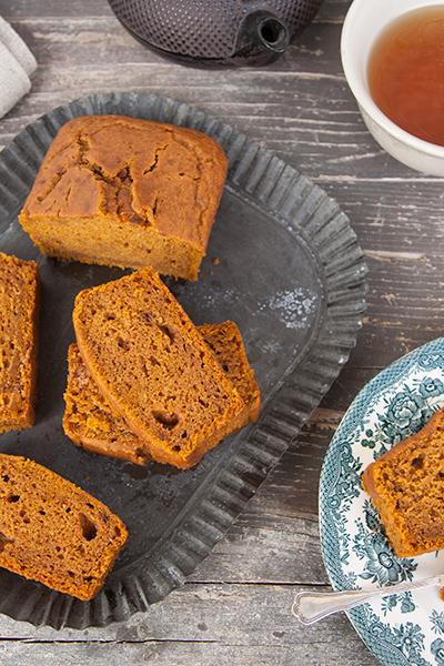 Torta alla zucca o pumpkin bread