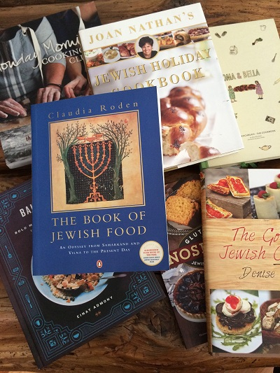 Libri di cucina ebraica