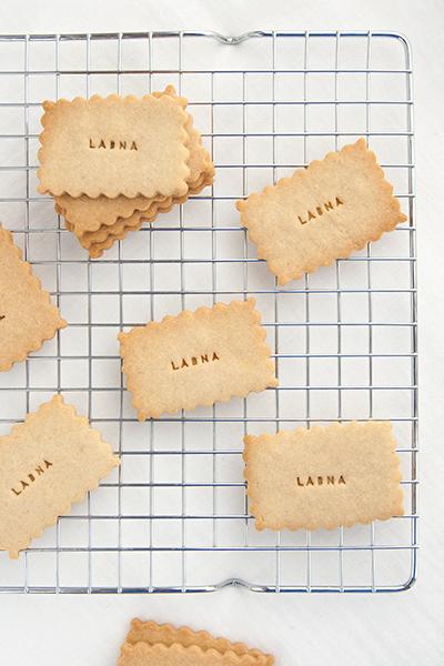 Biscotti timbrati