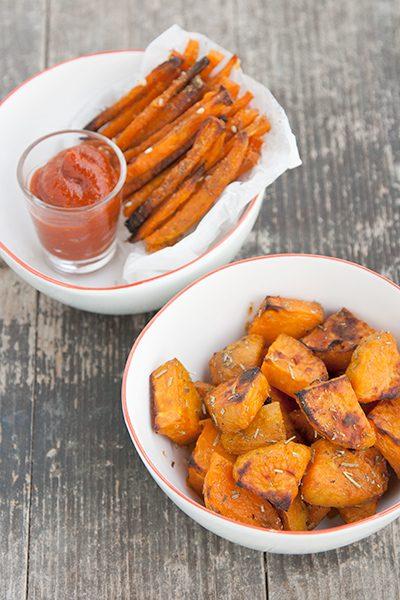 Come cucinare le patate dolci