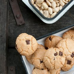 Chocolate chip cookies senza glutine