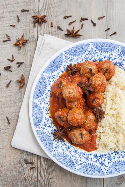 Boulettes de viande marocchine