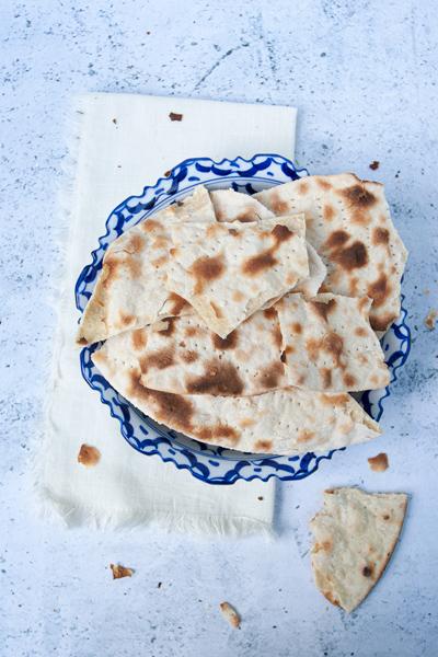 matzah o pane azzimo fatto in casa